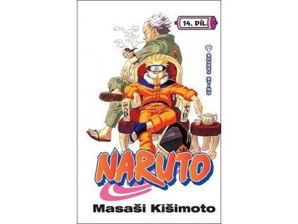 Naruto 14 Souboj stínů