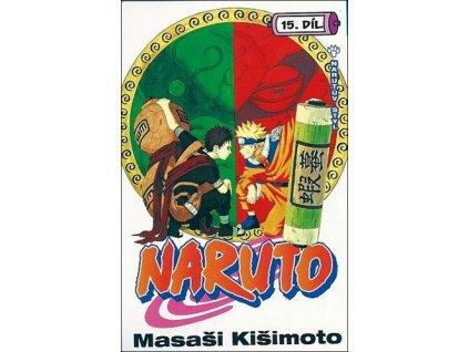Naruto 15 Narutův styl