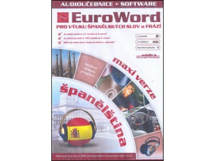 EuroWord Španělština maxi verze