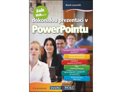 Jak na dokonalou prezentaci v PowerPointu