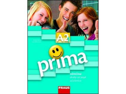 Prima A2/díl 3 Němčina jako druhý cizí jazyk učebnice