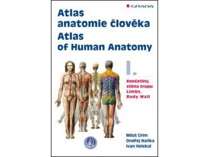 Atlas anatomie člověka I.
