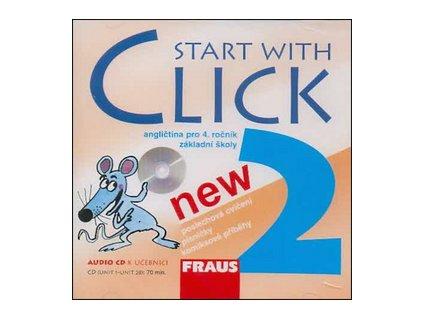 Start with Click New 2 Učebnice
