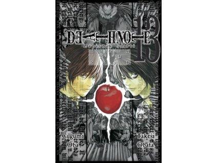 Death Note Zápisník smrti 13