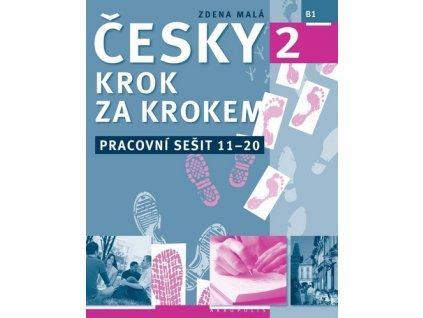 Česky krok za krokem 2 Pracovní sešit 11-20