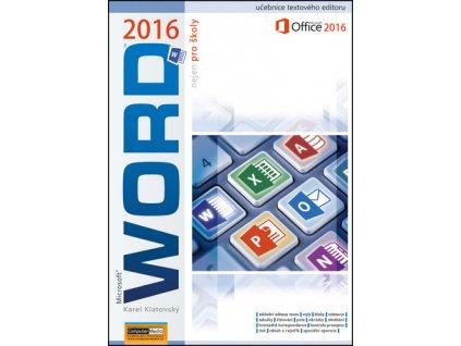 Word 2016 nejen pro školy