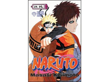Naruto 29 Kakaši versus Itači
