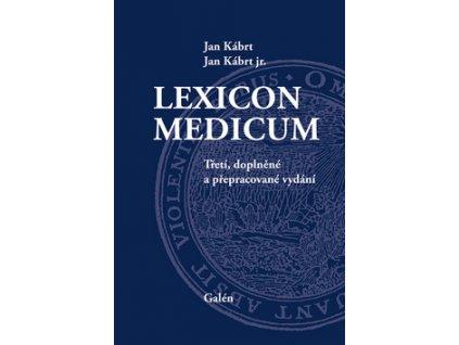 Lexicon medicum