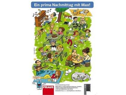 Plakát Ein prima Nachmittag mit Max!