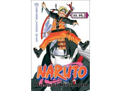 Naruto 33 Přísně tajná mise