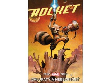 Rocket Chlupatý a nebezpečný