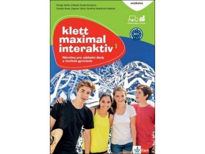 Klett Maximal Interaktiv 1 učebnice