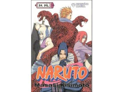 Naruto 39 Stahují se mračna