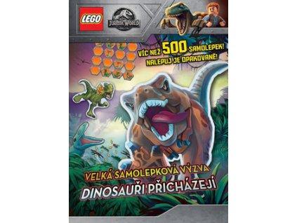Dinosauři přicházejí