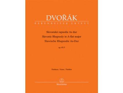 Slovanská rapsodie As dur op. 45/3