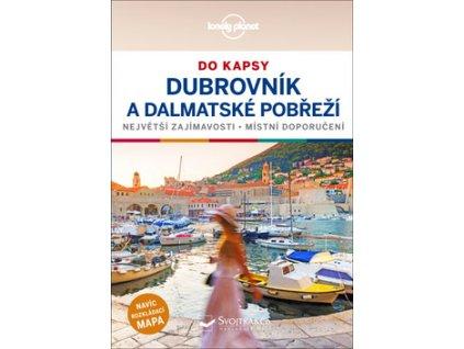 Dubrovník a dalmátské pobřeží do kapsy