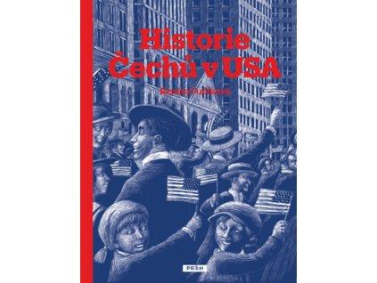 Historie Čechů v USA