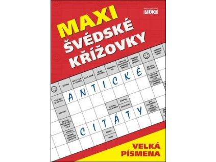 Maxi švédské křížovky
