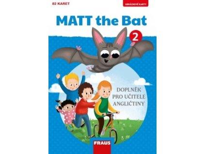 MATT the Bat 2 Obrázkové karty
