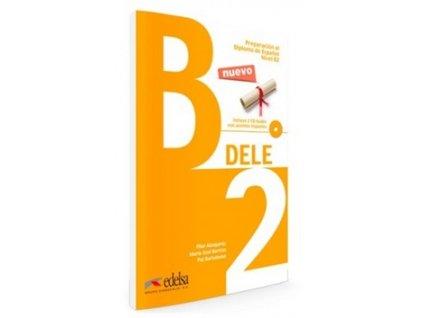 Preparación Diploma DELE B2 Učebnice + mp3