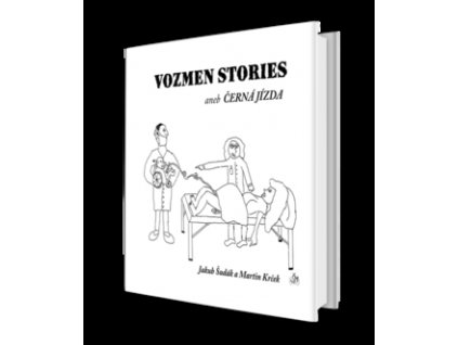 Vozmen Stories aneb černá jízda