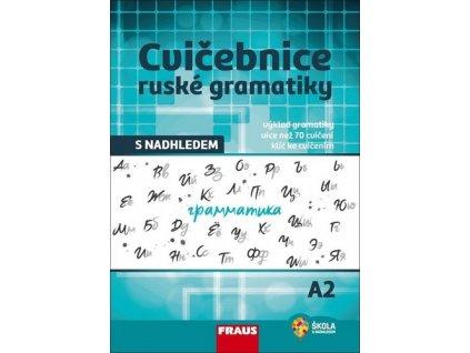 Cvičebnice ruské gramatiky s nadhledem A2