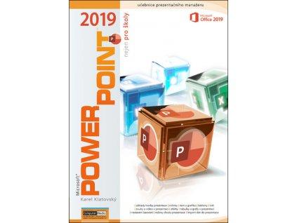 PowerPoint 2019 nejen pro školy