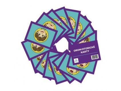 Logopedické karty Oromotorické cviky