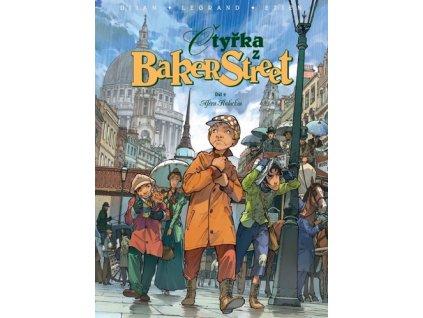 Čtyřka z Baker Street Aféra Rabukin