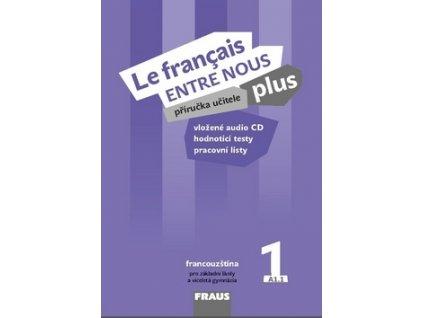 Le francais ENTRE NOUS plus 1 PU + CD