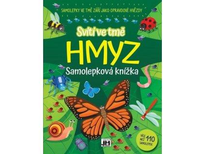 Samolepková knížka Hmyz
