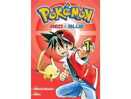 Pokémon Red a Blue 1