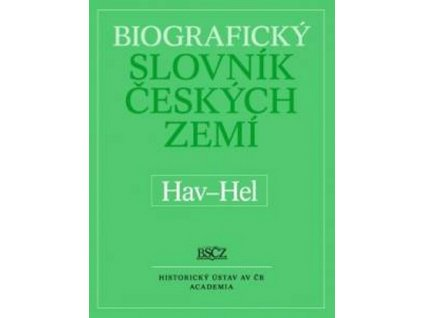 Biografický slovník českých zemí Hav-Hel