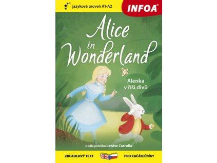 Alice in Wonderland/Alenka v říši divů