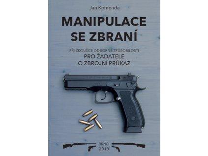 Manipulace se zbraní při zkoušce odborné způsobilosti