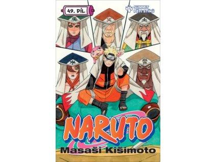 Naruto 49 Summit pěti stínů