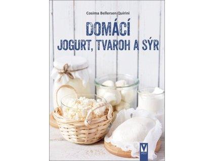 Domácí jogurt, tvaroh a sýr