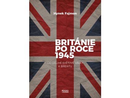 Británie po roce 1945