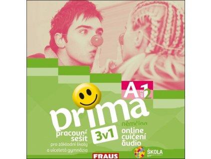 Pracovní sešit Prima A1