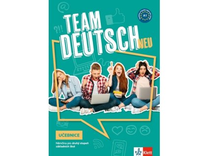 Team Deutsch neu 1 (A1) učebnice
