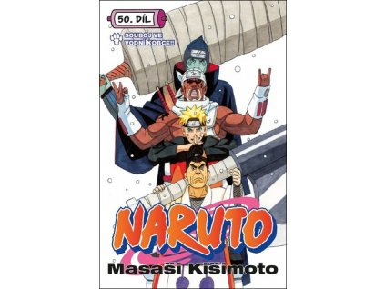 Naruto 50 Souboj ve vodní kobce