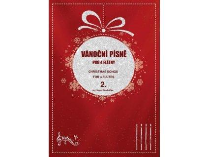 Vánoční písně pro 4 flétny 2