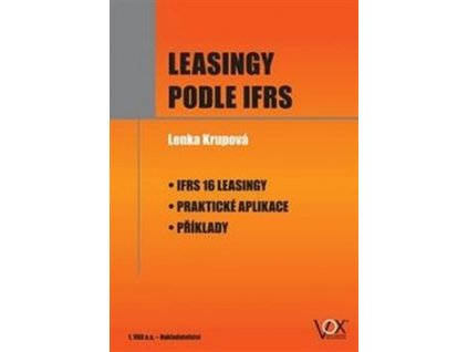 Leasingy podle IFRS