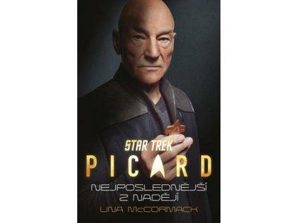 Star Trek Picard Nejposlednější z nadějí