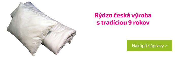 Rýdzo česká výroba s tradíciou 9 rokov