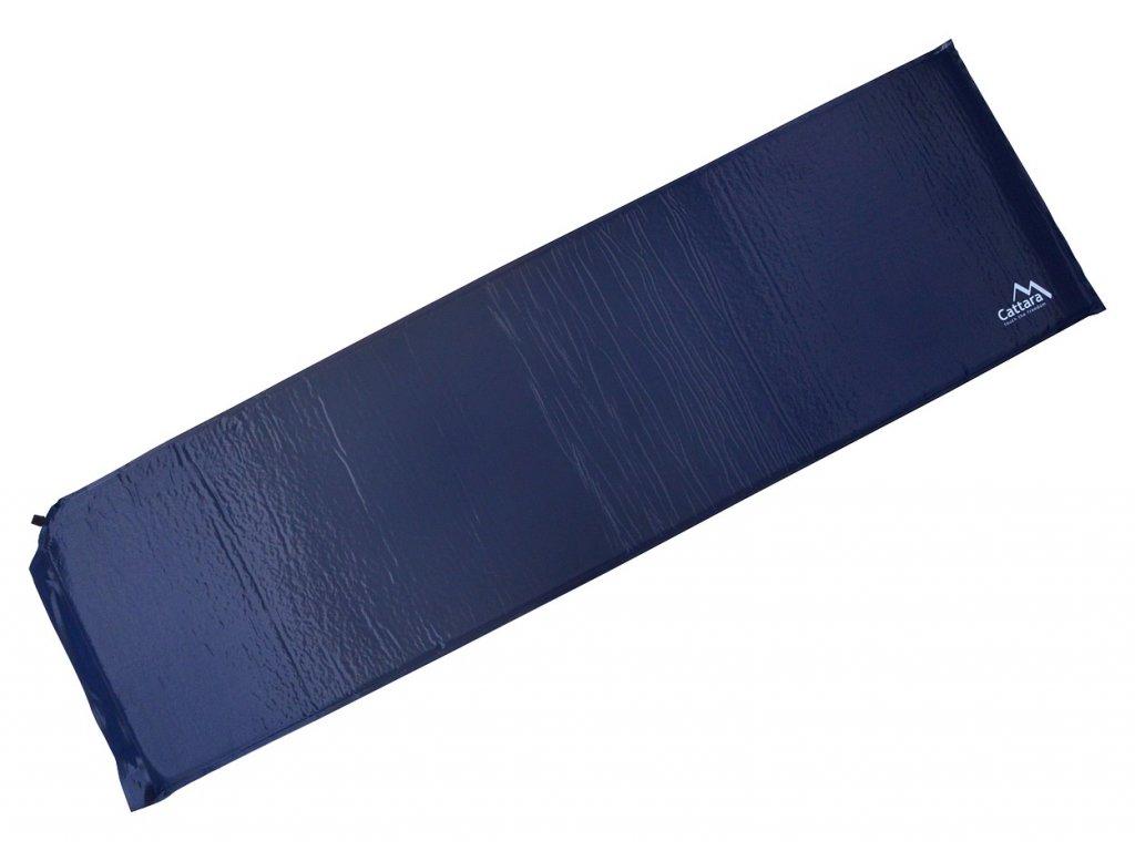 16479 karimatka samonafukovaci 186x53x2 5cm modra