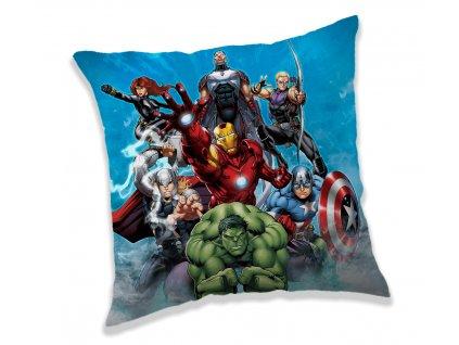 Dětský polštářek licenční Avengers 02 40x40