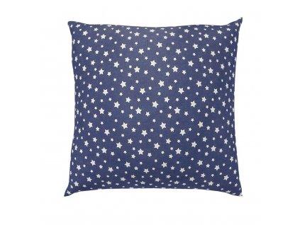 povlak na polstar hladka bavlna delux hvezdy modre 758355 0