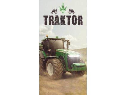 traktor green