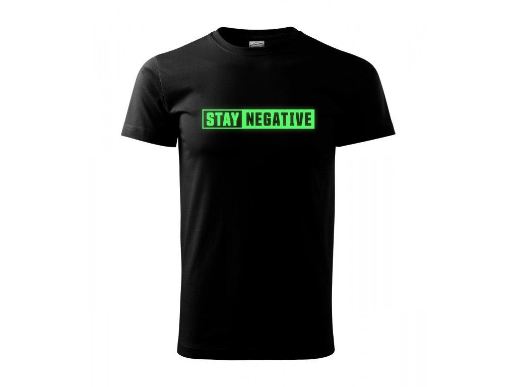sty negative